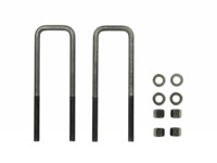 SUSPENSION U-BOLTS 5//8 SQUARE //ROUND CHEVY DODGE FORD