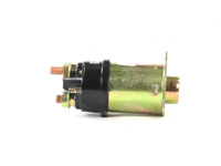 New 12V Starter Solenoid For Cummins Delco Ford White 4-Terminal Insulated Base 3604649RX 10456393 1115593 1115645 E6HZ-11390-C SW2195 82201-5004